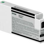 EPSON C13T596100 TANICA INCHIOSTRO EPSON NERO FOTO HDR 350ML