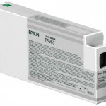 EPSON C13T596700 TANICA INCHIOSTRO A PIGMENTI NERO-LIGHT 350ML