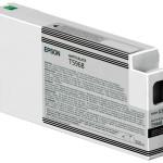 EPSON C13T596800 TANICA INCHIOSTRO A PIGMENTI NERO-MATTE  350ML