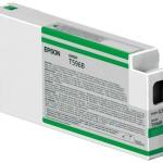EPSON C13T596B00 TANICA INCHIOSTRO A PIGMENTI VERDE 350ML