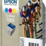 EPSON C13T00501110 CARTUCCIA 3 COLORI STYLUS COLOR 900 N 980 N