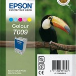 EPSON C13T00940110 CARTUCCIA 5 COLORI STYLPH 12XX 790 8XX 9XX