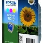 EPSON C13T01840110 CARTUCCIA INCHIOSTRO 3 COLORI STYLUS COLOR 680