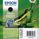 EPSON C13T03314010 CARTUCCIA INCHIOSTRO NERO  STYLUS PHOTO 950