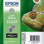 EPSON C13T03474010 CARTUCCIA T0347 CAMALEONTE 170 ML NERO LIGHT