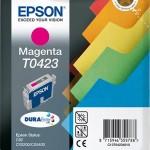 EPSON C13T04234010 CARTUCCIA T0423 RACCOGLITORI  160 ML MAGENTA