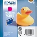 CARTUCCIA SERIE T0553 PAPERELLA 80 ML MAGENTA