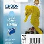 EPSON C13T04854010 CARTUCCIA T0485 CAVALLUCCIO MARINO CIANO CHIARO