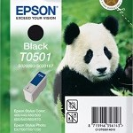 CARTUCCIA SERIE T0501 PANDA 150 ML NERO