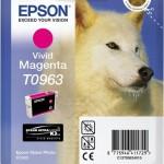 EPSON C13T09634010 CARTUCCIA K3 T0963 HUSKY VIVID MAGENTA