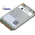 Scheda 3G Dell UMTS KR-0WW761 / NBZNRM-EU870D HSUPA UMTS Mini PCI per Portatili