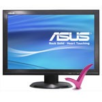 Monitor PC LCD 19' Asus VW193D-B Wide Black