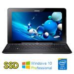 Notebook Samsung ATIV XE700T1C-G02IT Core i5-2537M 1.44GHZ 11.6' Touchscreen LED 3G Windows 10 Pro.