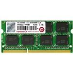 Memoria per Notebook 4GB PC3-10600 DDR3 1333 204-Pin SO-DIMM [Nuova]