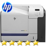 Stampante Laser a Colori A4 HP LaserJet Enterprise 500 color M551 32ppm 1200dpi CF082A