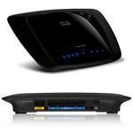 Router Cisco Linksys Wi-Fi Router E1000 Wireless N 4 porte