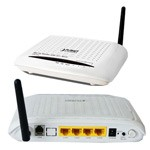 Router ADSL Planet ADN-4401 802.11n Wireless ADSL 2/2+