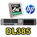 Server HP ProLiant DL385 G5 AMD Opteron 2356 QUAD Core 2.3GHz 16Gb Ram 146Gb SAS (2)PSU Smart Array E00