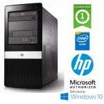 PC HP Pro 3010 MT Intel E5300 2.6GHz 4Gb 320Gb DVD-RW Windows 10 HOME TOWER