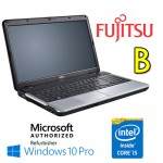 Notebook Fujitsu Lifebook A531 Core i5-2450M 4Gb 320Gb 15.6' LED DVD-RW Windows 10 Professional [Grade B]