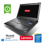 Notebook Lenovo Thinkpad T420 Core i5-2520M 2.5GHz 8Gb 256Gb SSD 14' Windows 10 Professional