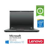 Notebook Lenovo ThinkPad L412 Core i5-520M 2.4GHz 4Gb 320Gb 14.1' DVD-RW Windows 10 HOME