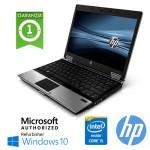 Notebook HP Elitebook 2540p Core i5 M540 2.53GHz 4Gb Ram 250Gb 12.5'  Windows 10 Professional