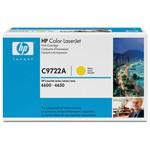 Toner originale HP giallo per stampante Laserjet 4600 4650 P/N C9722A