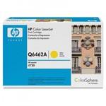 Toner originale HP giallo per stampante Laserjet 4730mfp CM4730MFP P/N Q6462AC