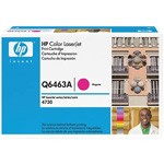Toner originale HP magenta per stampante Laserjet 4730mfp CM4730MFP P/N Q6463A