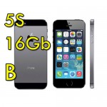 iPhone 5S 16Gb Grigio Siderale A7 WiFi Bluetooth 4G ME432IP/A Space Gray [GRADE B]
