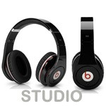 Cuffie Beats by Dr. Dre Studio Black Colore Nero 20000 Hz Controllo Volume