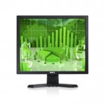 Monitor 17 Pollici PC LCD Dell Ultrasharp E170SC Black 4:3
