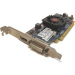 Scheda Video ATI Radeon HD6450 PCI Express 512Mb AMD C264 HP 637183-001