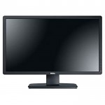 Monitor 24 Pollici DELL Professional P2412H 1920x1080 VGA DVI USB Full HD Black Silver