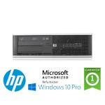 PC HP Compaq 8000 Elite Core 2 Duo E7500 2,93Ghz 8Gb Ram 320Gb DVDRW Windows 10 Professional