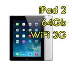 Apple iPad 2 64Gb WiFi 3G Nero (Seconda Generazione) MC775TY/A