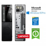 PC Lenovo ThinkCentre E73 Intel Core i5-4460S 2.9GHz 8Gb Ram 500Gb DVD-RW Windows 10 Professional