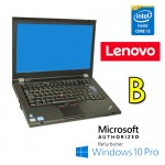 Notebook Lenovo Thinkpad T420 Core i5-2520M 2.5GHz 4Gb 160Gb 14.1' LED DVDRW Windows 10 Pro [GRADE B]