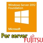 Windows Server 2012 Foundation Solo per SERVER Fujitsu Rok Kit