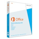 Microsoft OFFICE 2013 HOME AND BUSINESS 32bit/x64 Medialess T5D-01629 Senza DVD Solo COA
