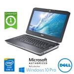 Notebook Dell Latitude E5420 Core i3-2330 4Gb 320Gb 14.1' DVDRW WEBCAM Windows 10 Professional