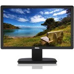 Monitor LCD 19 Pollici Dell E1912H VGA Black Wide