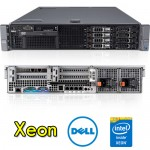 Server Rack Dell PowerEdge R710 Xeon E5504 2.4GHz 36Gb Ram 8Tb (2) PSU