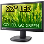 Monitor 22 Pollici ViewSonic VG2236wm-LED Wide 1920x1080 Black