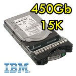 Hard disk per Server IBM 17P9907 450Gb 15k rpm Fiber con Slitta