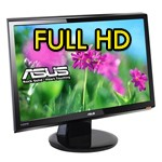Monitor ASUS VH222T 21.5 Pollici Nero FHD 1920x1080