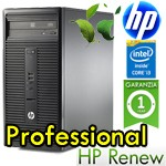 PC HP 280 G1 MT Core i3-4160 3.6GHz 4Gb Ram 500Gb RW Windows 10 Pro K8K38EA 1Y
