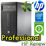 PC HP 280 G1 MT DUO G3250 3.2GHz 4Gb Ram 500Gb RW Windows 10 Pro N0D97EA 1Y