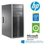 PC HP Compaq 8200 Elite CMT Core i7-2600 3.4GHz 4Gb Ram 1TGb DVDRW Windows 10 Professional Tower
